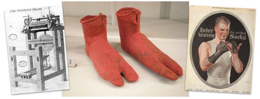The History of Socks
