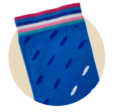 Superior quality socks